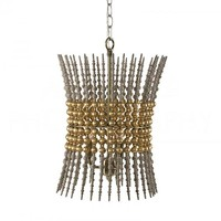 Buy Hourglass Gold design by Aidan Gray Online at Burkedecor – BURKE DECOR