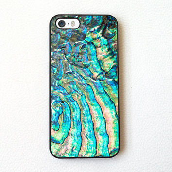 Blue Abalone shell iPhone 6 case 6 plus 5 5 S 5c 4 4s Phone Case Samsung Glaxy S5 case S4 S3 s4 mini s3 case Note 4 3 2 case Ultra slim gift