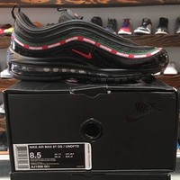 NIB x Undefeated Air Max 97 OG Triple men shoes . US 11