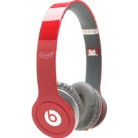 Beats by Dre Solo HD Red Headphones - Mens Headphones - Red - NOSZ