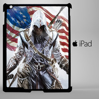 Assassin Creed 3 Video Game iPad 2, iPad 3, iPad 4, iPad Mini and iPad Air Cases