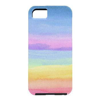 Joy Laforme Rainbow Ombre Cell Phone Case