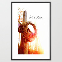Religious Photography - He is Risen, Easter, Christmas, Jesus, Christianity, Faith, Cross, love, holiday,, Crown, peace
