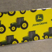 JOHN DEERE Checkbook Cover