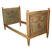 1STDIBS.COM - Jefferson West Inc. - Venetian Painted Day Bed