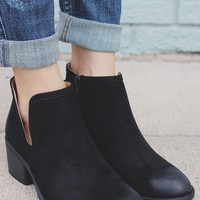 Everyday Legend Booties - Black