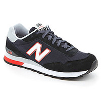 New Balance Men's 515 Sneakers - Black/Red