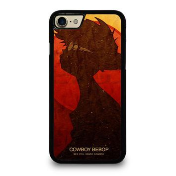 COWBOY BEBOP SILHOUETTE iPhone 7 Case