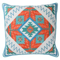Fiesta Decorative Pillow - Home Decor | Blissliving Home