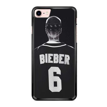 Justin Bieber Jersey iPhone 7 Case