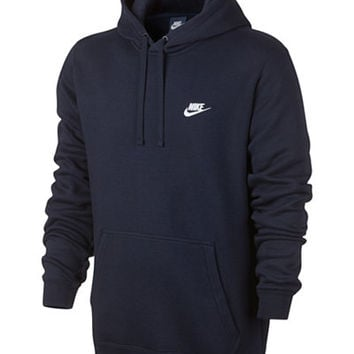 Nike Men's Pullover Fleece Hoodie - Hoodies & Sweatshirts - Men - Macy's
