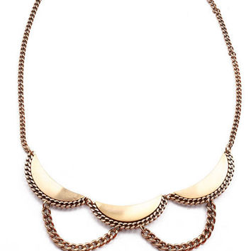 Chain Armor Necklace