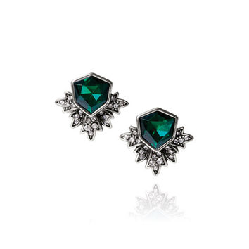 Maven Deco Statement Stud Earrings