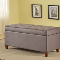 Elegant Storage Bench for Any Room