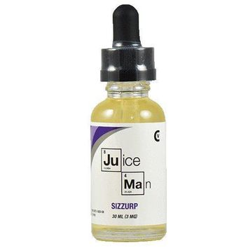 Juice Man USA E-Juice - Sizzurp