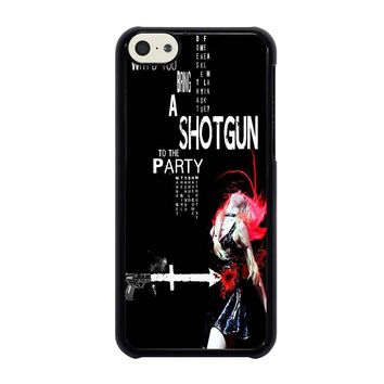 THE PRETTY RECKLESS QUOTES iPhone 5C Case Cover