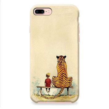 CALVIN AND HOBBES FAN ART iPhone 8 | iPhone 8 Plus Case