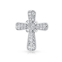 Bling Jewelry See the Light Cross