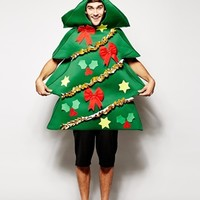 Kigu Christmas Tree Onesuit