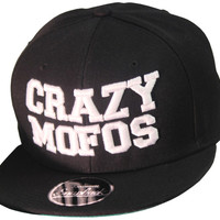 Crazy Mofos Snapbacks | fresh-tops.com