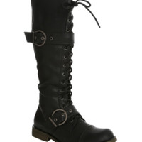 Volatile Owen Black Boot