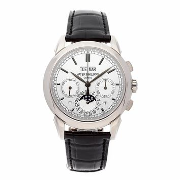 Patek Philippe Grand Complications mechanical-hand-wind mens Watch 5270G-001 (Certified Pre-owned)