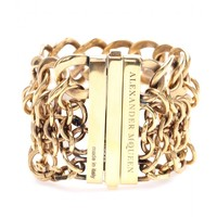 mytheresa.com -  Gold-plated chain cuff  - Luxury Fashion for Women / Designer clothing, shoes, bags