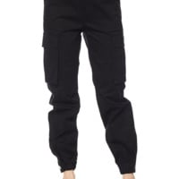 Cali Cargo Pants - Black