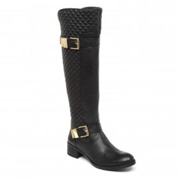Vince Camuto Faris Quilted Over The Knee Boot