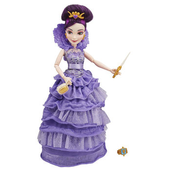 Disney Descendants - Auradon Kids -  Mal in Coronation Outfit
