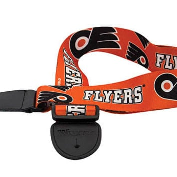 Woodrow Philadelphia Flyers Guitar Strap