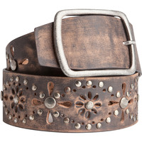 Women's 2 1/4in Western Gem Dandy Belt