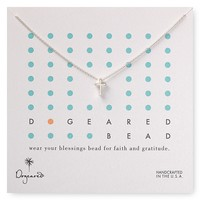 """Dogeared Blessings Bead Necklace, 18"""""""