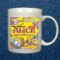 Alice In Wonderland 2.   Mug, Quote Mug, Beyonce Mug, Ceramic Mug, typography, Beyonce Quote, Cup Mug 'AP""