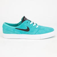Nike Sb Zoom Stefan Janoski Mens Shoes Turquoise  In Sizes