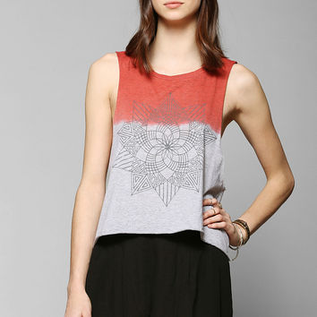 Project Social T Ornate Star Muscle Tee - Urban Outfitters