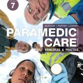 Paramedic Care: Principles & Practice: Operations