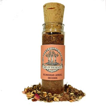 Guardian Angel Incense 1.25 oz for Hoodoo, Voodoo,Wicca & Pagan Rituals