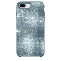 Custom iPhone Cellphone Case Made with Swarovski Elements , Iphone X , Iphone 8