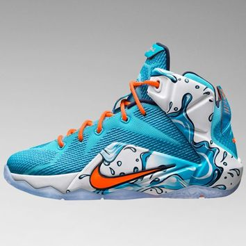 Kids' LeBron 12 'Buckets'