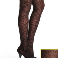 Charlotte Russe - Sheer Animal Tight, 2 Pack