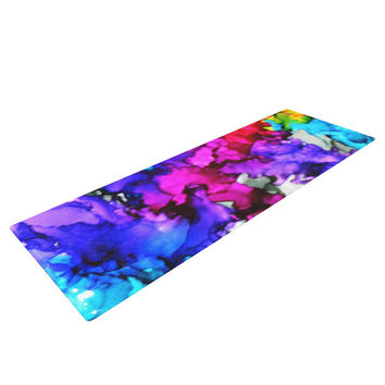 "Claire Day ""Indie Chic"" Yoga Mat"