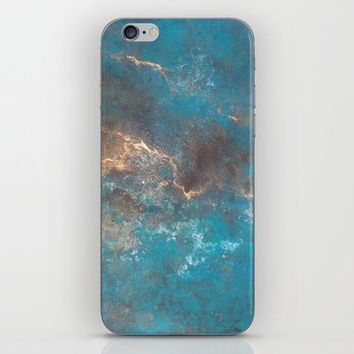 Modern Abstract iPhone & iPod Skin by Salome