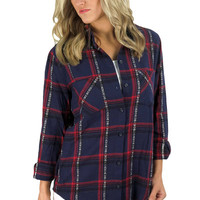 Miley's Plaid | MACA Boutique