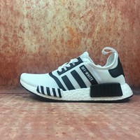 Adidas Boost Nmd Off White x Women Men Fashion Trending Running Sports Shoes