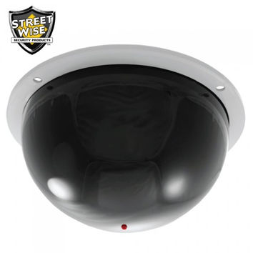 Streetwise Large Dome Dummy Camera 7""