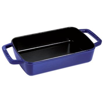 "Staub Cast Iron 12"" x 8"" Roasting Pan"