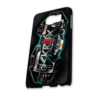 Pop Art Scary Monsters Nice Sprites Skrillex 02 Samsung Galaxy S6 Case