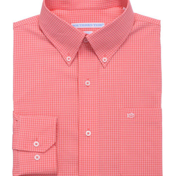 Southern Tide - Fortune Hills Plaid Sport Shirt