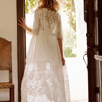 Free People Aurora Gown